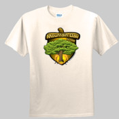 Mountain Oak School - Ultra Cotton Youth 100% Cotton T Shirt