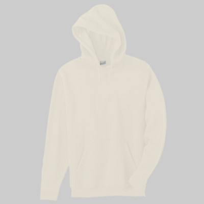 Mountain Oak School - Anvil Organic Cotton/Recycled Polyester Hoodie
